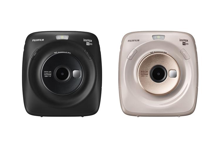 Fujifilm Instax Square SQ20 Test Avis Le Meilleur Des Instantanes