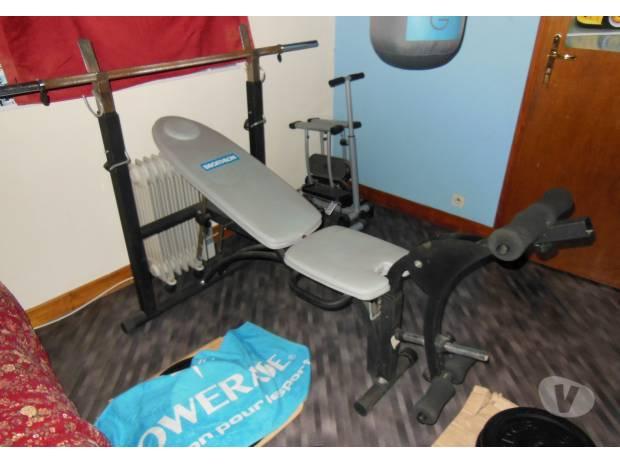 Decathlon Banc De Musculation Muscu Maison