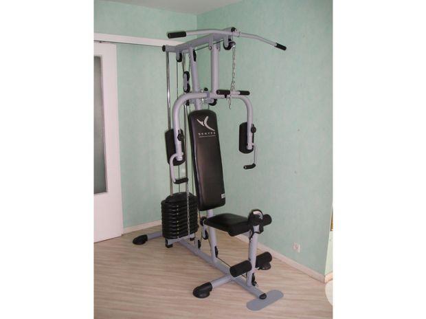 Appareil Musculation Decathlon Muscu Maison