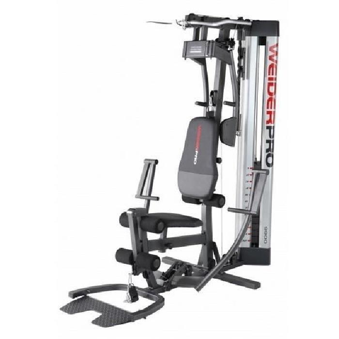 Machine Presse Musculation Muscu Maison