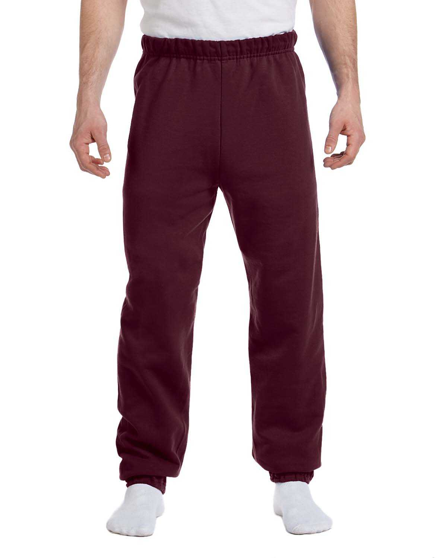 Jerzees 973 Adult 8 oz. NuBlend Fleece Sweatpants | ApparelChoice.com