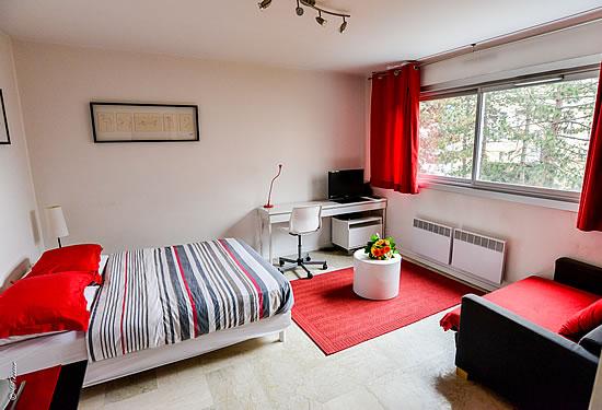 Location appartement meubl Lyon PartDieu 69006 wifi tlphone