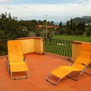 Terrazza villa Elba