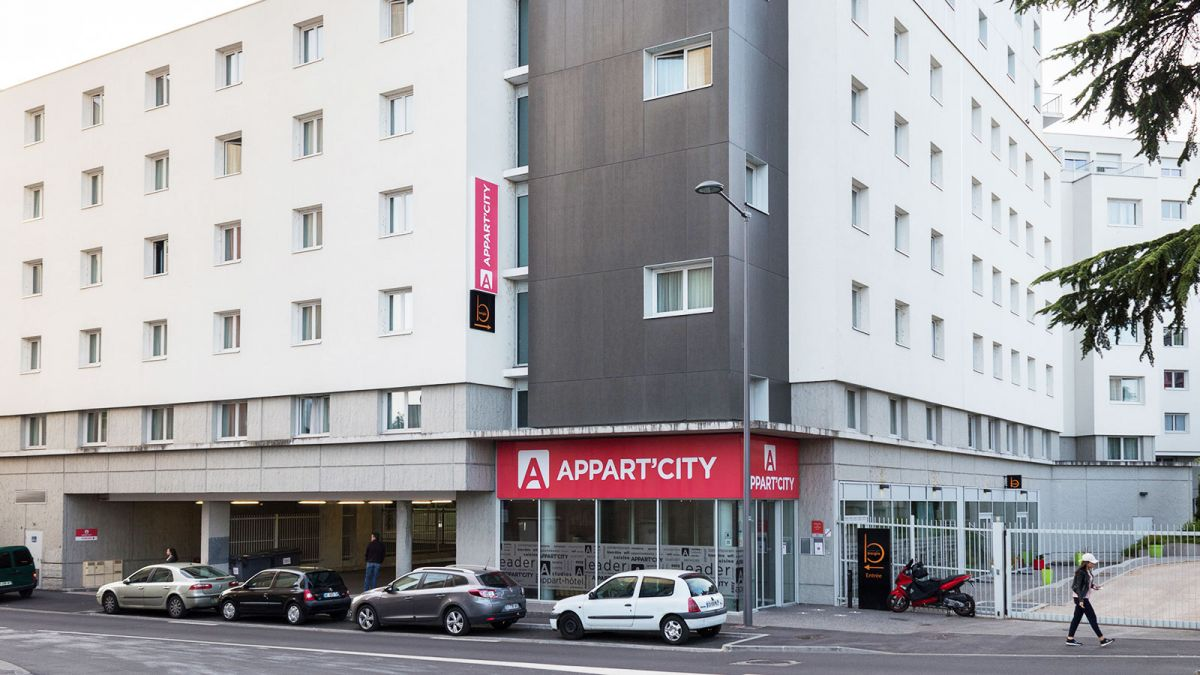 Appart hotel Lyon Cite Internationale  votre appartement htel AppartCity  Lyon