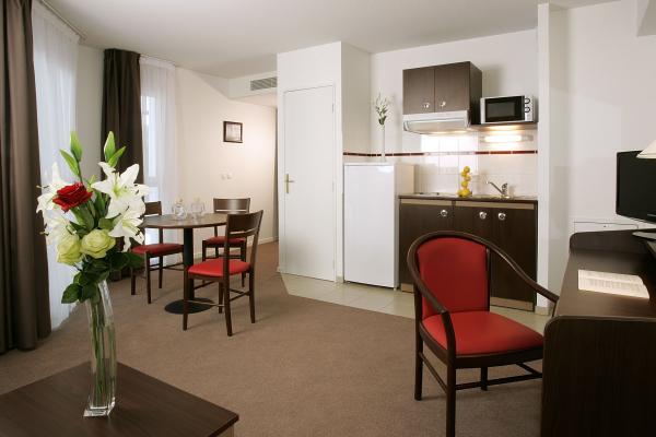 appartement hotel mit appart city in pau