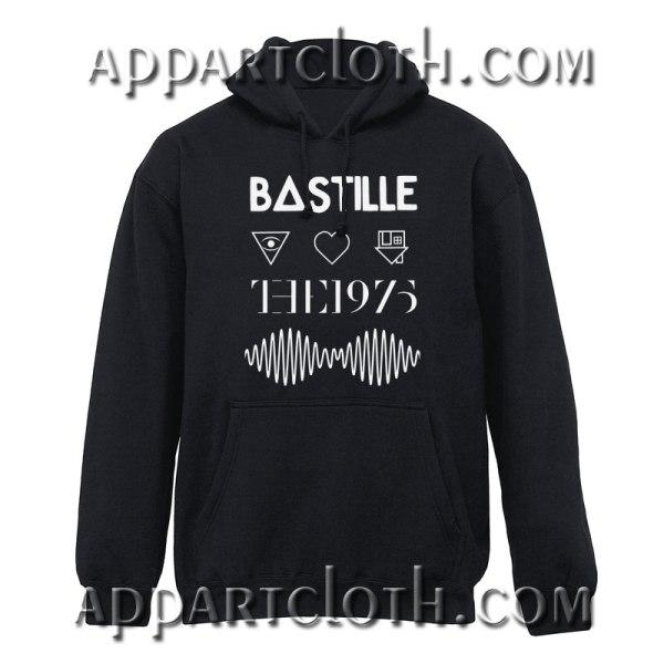 Bastille 1975 Arctic Monkeys Hoodies