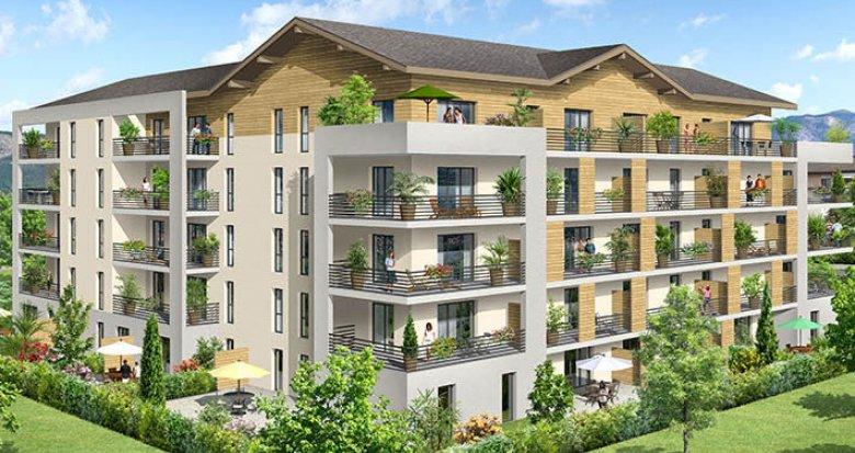 Appartement neuf SaintPierreenFaucigny proche Genve 74800  Rf 934