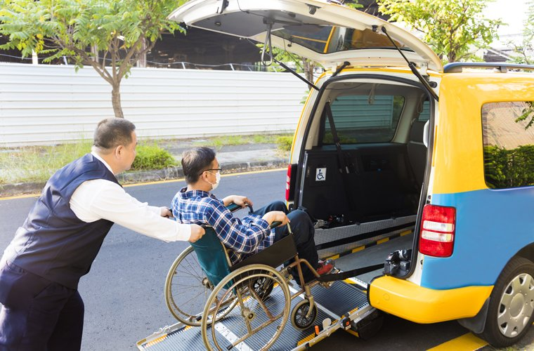 Uber for Disabilities Elderly and Disabled People