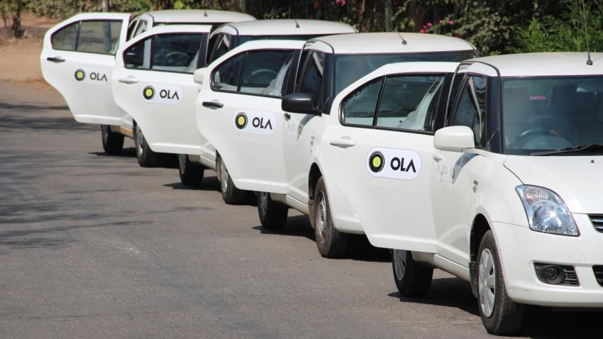 """New """"IN TRIP"""" insurance offered by OLA promises to cover up to INR 5,00,000/- for customers!"""