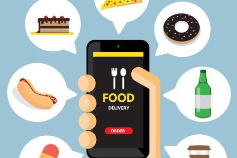 food delivery app like uber