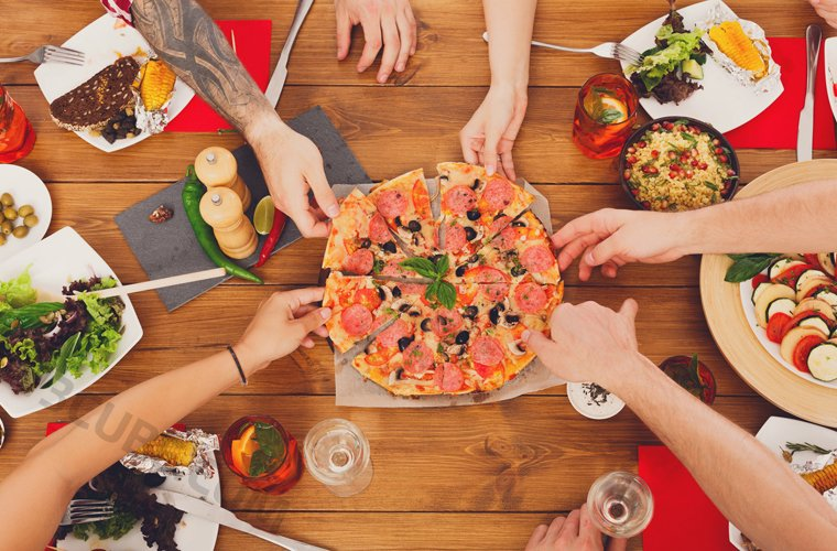 Crazy ways that restaurants serve food