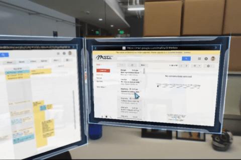 meta workspace demo