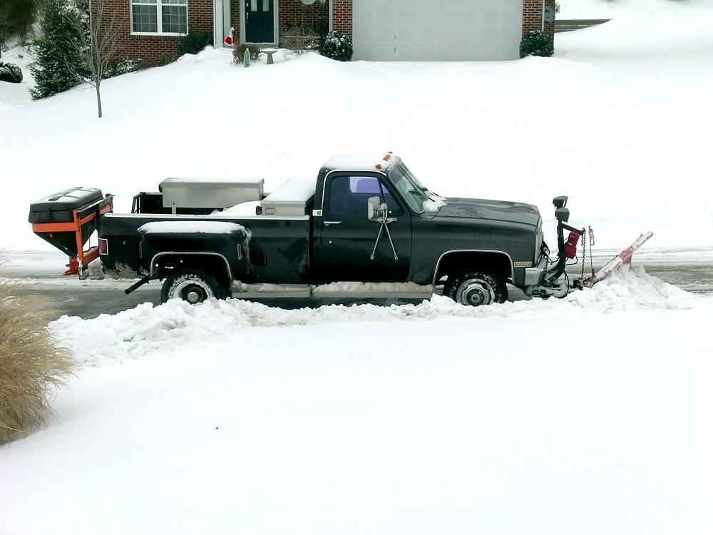 uber for snow shoveling