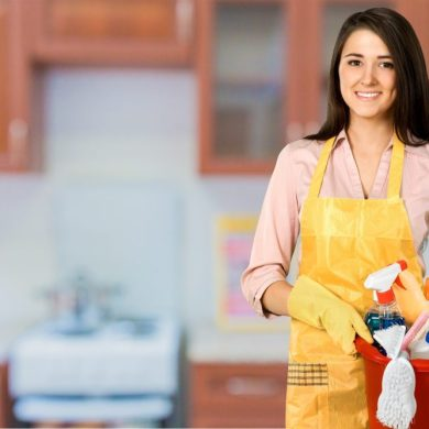 on demand house cleaning