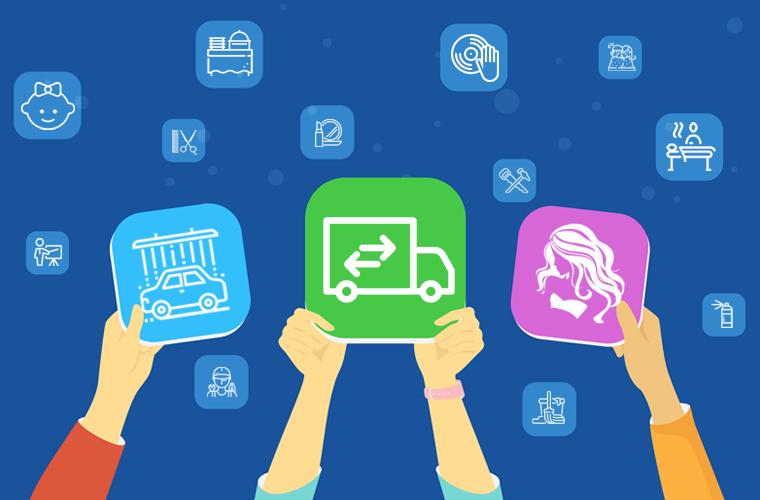 multiple service based business