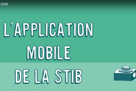 Demo nouvelle app STIB