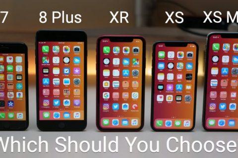 iPhone in 2019