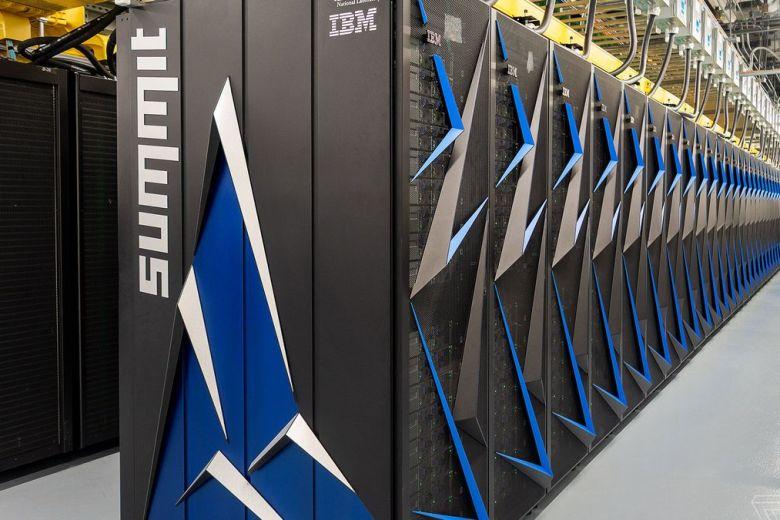 Supercomputing and open data