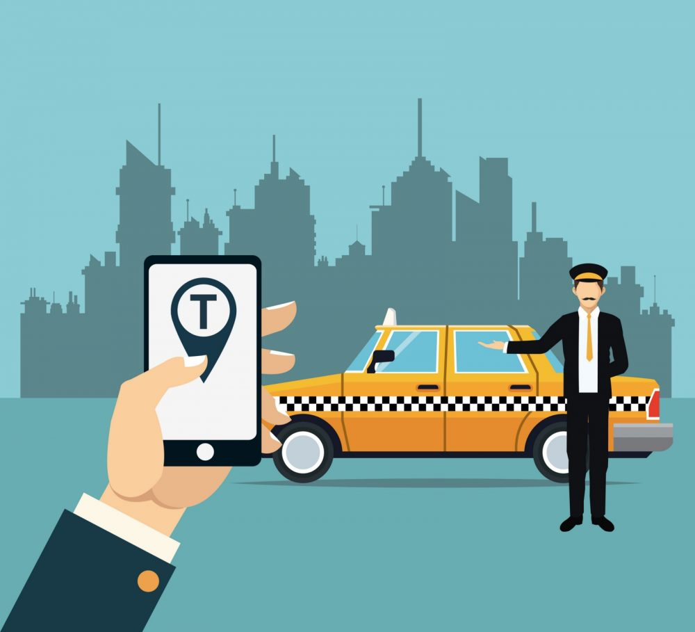 White label taxi booking App: A Day comforts You Work, Rest and Play