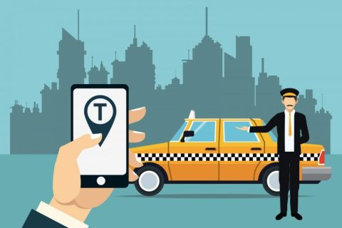 White Lable Taxi Booking App