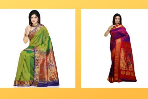 mothers saree collection