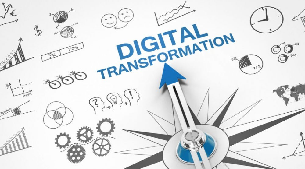 7 Important Steps of a Successful Digital Transformation Strategy