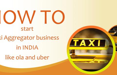 Taxi Aggregator Business