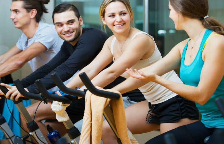 bike workout app