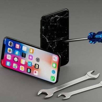 uber for iPhone repair