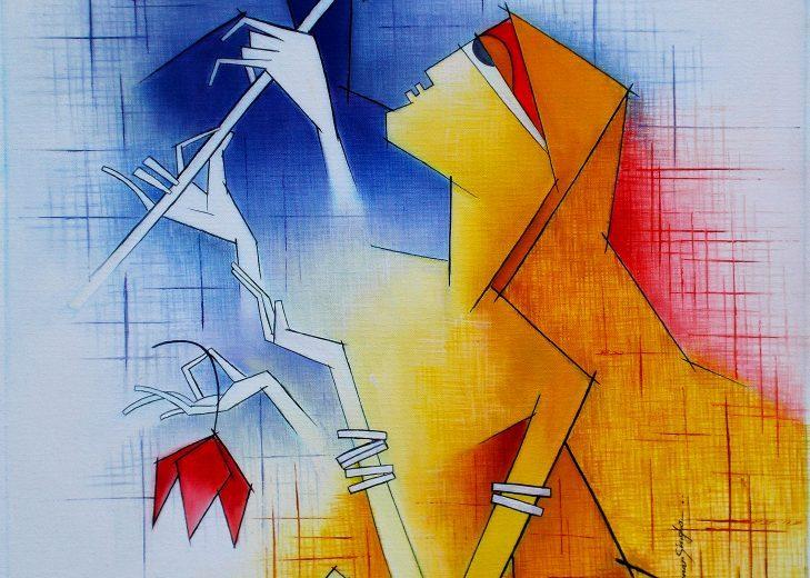 Fine Art Of Oil Painting