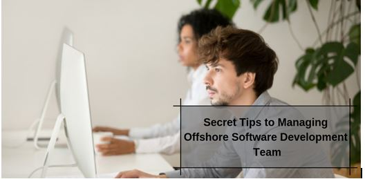 Secret Tips to Managing Offshore Software Development Team