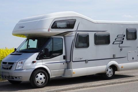 Luxury Caravan in Ireland