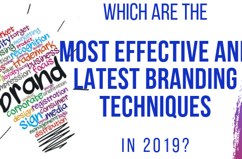 latest branding techniques