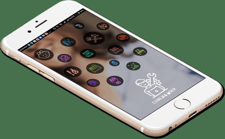 rappi app clone