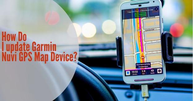 How Do I update Garmin Nuvi GPS Map Device?