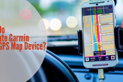 Garmin Nuvi GPS Maps Update