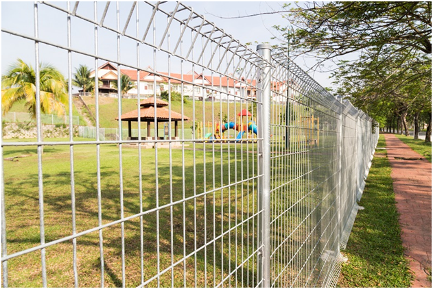 Chain Mesh Fencing