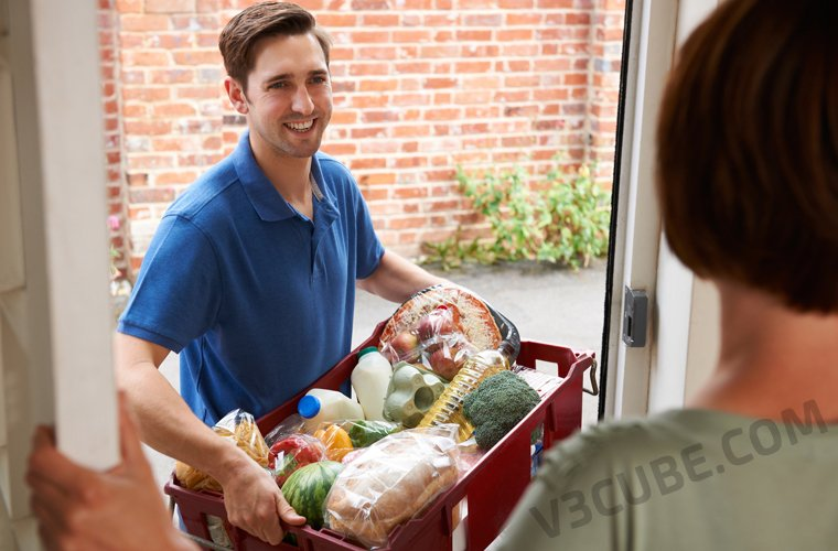 Online Grocery Applications and its Solutions – Challenges