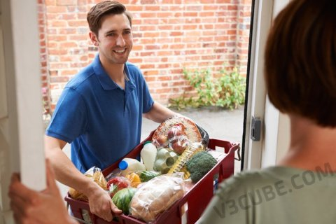 Online Grocery Applications