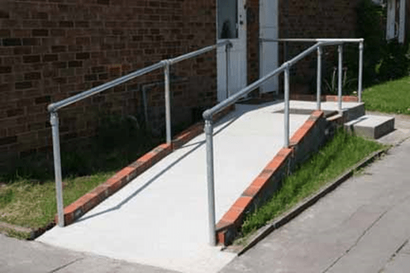 The importance of wheelchairs and things to consider in disabled access ramp construction