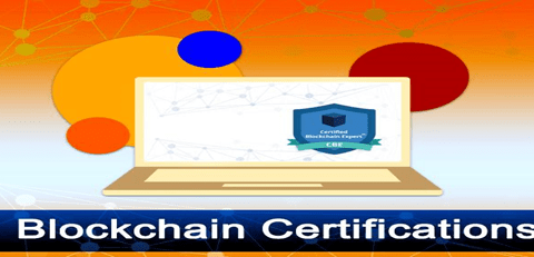 Blockchain Certifications