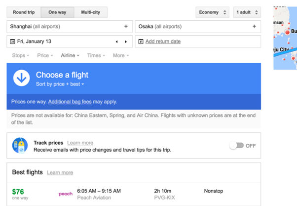 How to Use Google Flights to Find Cheap Airline Tickets