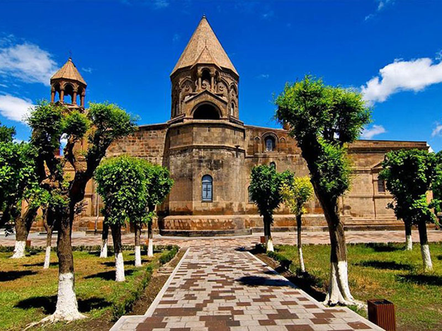 Best churches and monasteries