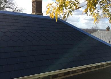 Tile roof restoration Melbourne