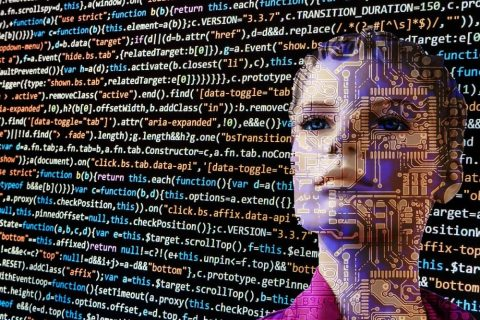 Sophia AI-Robot