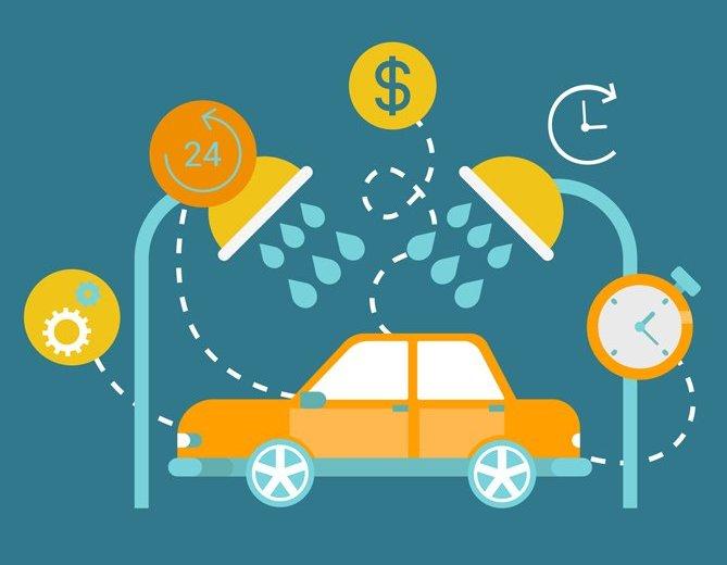 car wash app on demand