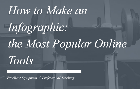how to make infographic