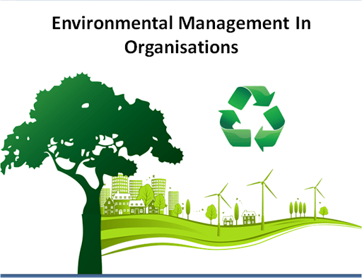 How to accomplish Environmental management in an organisation?
