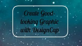 create good-looking graphic