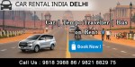 Car On Rent in Delhi | Car Rental Company in Delhi